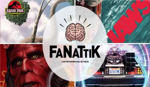 Fanattik Signs Multiple Property Deal with Hasbro