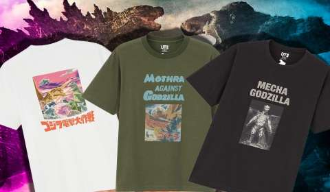 Uniqlo Launches 'Godzilla vs. Kong' Collection