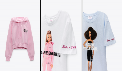 Barbie Unveils Clothing Line with Zara