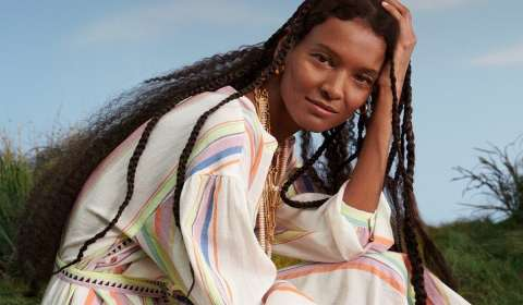 H&M Ties Up with Liya Kebede's Lemlem for Sustainable Apparel Collection
