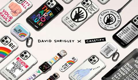 Casetify Debuts New Collection with David Shrigley