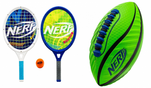 Franklin Sports, Hasbro Launch NERF Sports Collection