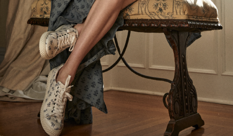 Aerosoles Collaborates with Laura Ashley for Footwear Collection