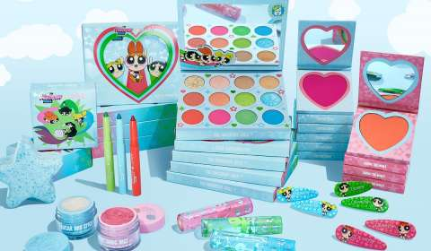 """ColourPop Cosmetics Releases """"The Powerpuff Girls""""- Inspired Makeup Collection"""