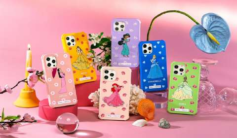 Casetify Launches Disney Princess Collection