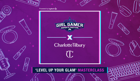Charlotte Tilbury Beauty Steps into the Gaming Industry with GIRLGAMER
