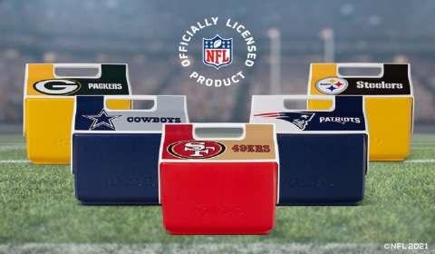 Igloo Unveils NFL-Inspired Coolers