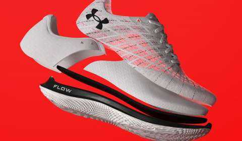 Under Armour Launches its Fastest Performance Running Shoe in India