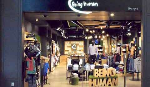 How Being Human Clothing is making the most of Celebrity licensing?