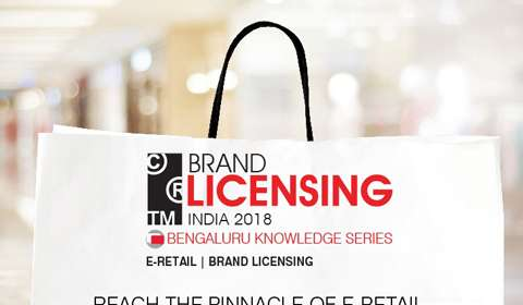 Brand Licensing India - Bengaluru to discuss on integration of licensing & eRetail