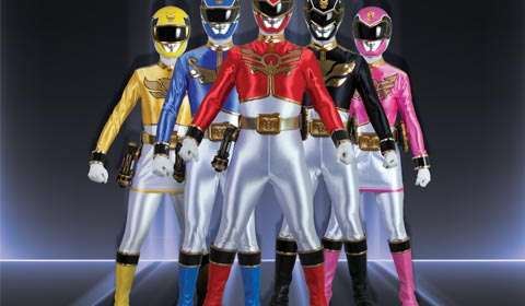 Power Rangers! Assemble!
