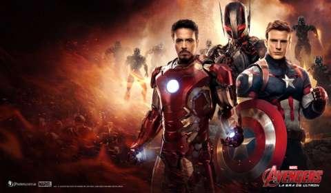 Marvel's Avengers assemble on Liberty footwear