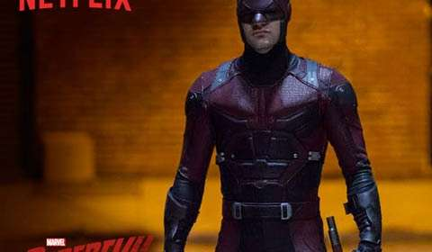Marvel Gets Edgy with 'Daredevil