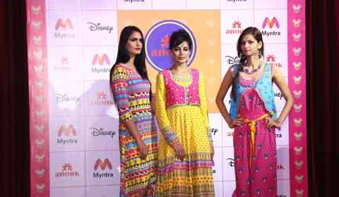 Disney India unveil Mickey inspired collection with Myntra