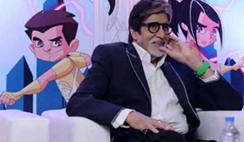 Disney Channel to come up with Amitabh Bachchan's animated series