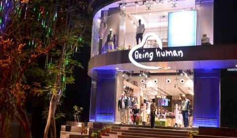 Salman's Being Human Clothing debuts in Lucknow