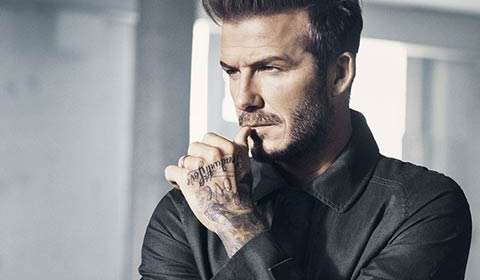Brand Beckham worth £500m, claims LSM