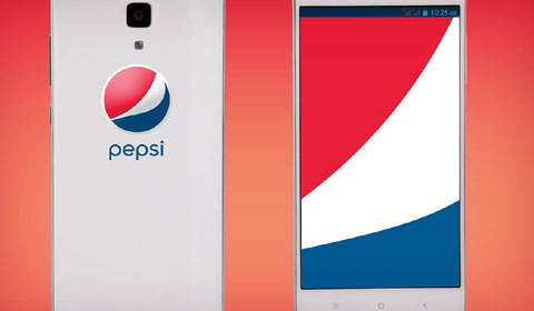 Pepsi forays into phone market with Pepsi P1