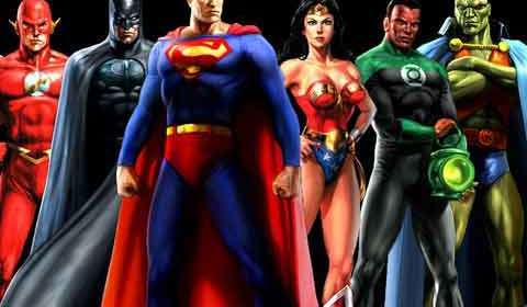 DC announces superhero animated series 'Justice League'