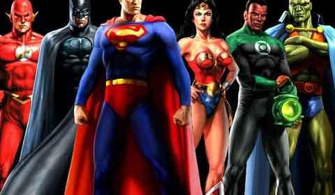 DC announces superhero animated series 'Justice League'