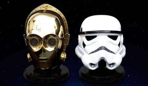 Star Wars themed speakers by AC Worldwide