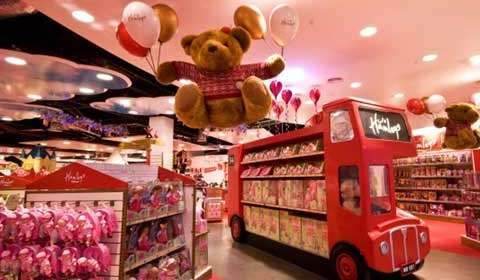 Hamleys eyes expansion; opens store in Gurgaon