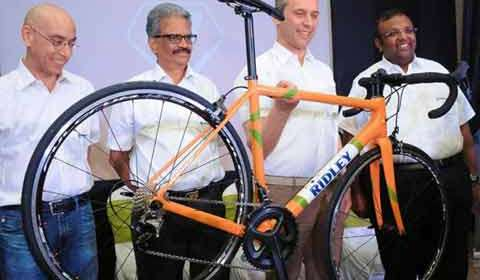 TI Cycle launches Ridley Bikes in India