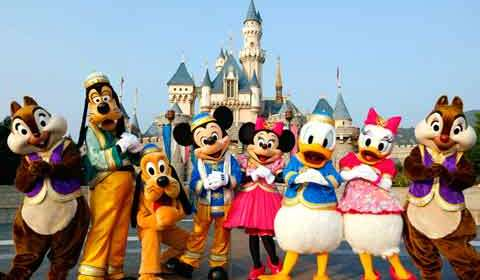 Disneyland coming soon in India