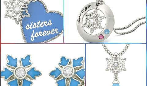 BlueStone.com launches Disney's Frozen inspired jewellery