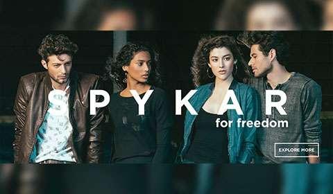 Spykar unveils new logo
