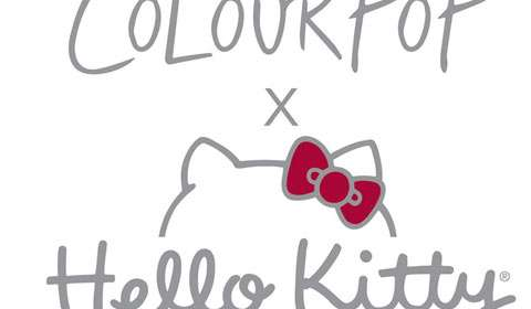 Hello Kitty make-up collection with ColourPop