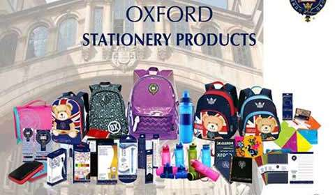 Vasa International teams with Om Books for Oxford Stationary