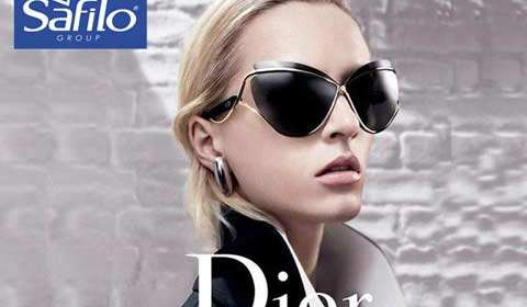 Dior renew eyewear licensing agreement with Safilo until 2020