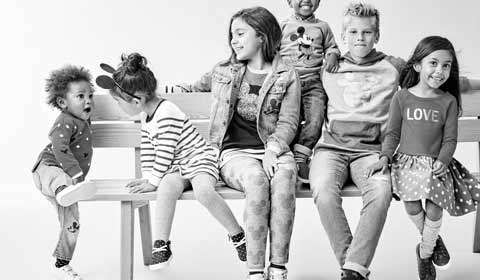 Gap debuts its first Disney collection