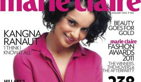 Marie Claire debuts in eyewear segment in India