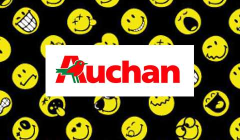 Smiley announce cross category promotion with Auchan
