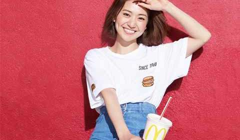 McDonald ties up with Japanese fashion brand Beam