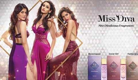BCCL launches 'Miss Diva' fragrances