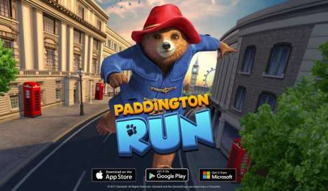 Gameloft brings Paddington on mobile with app game