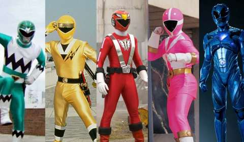 Bandai America looses Power Rangers toys to Hasbro