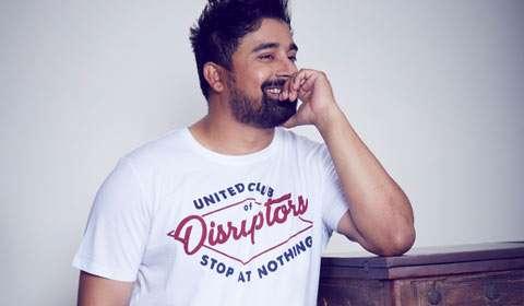 Rannvijay Singh joins the celeb brands club; introduces fashion label Disrupt