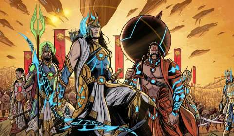 """Graphic India joins forces with Sharechat to release """"18 days: The Mahabharata"""" comic series"""