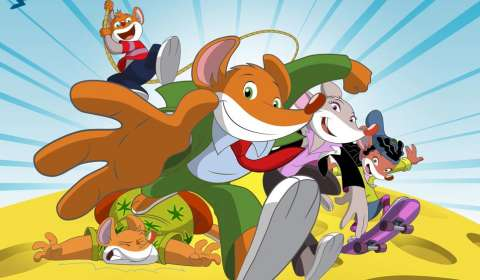 Geronimo Stilton inks apparel deal with Bioworld