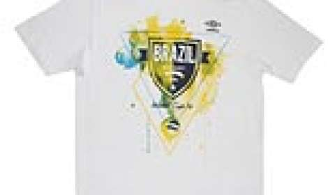 Soccer brand 'Umbro' unveils FIFA inspired T-shirts