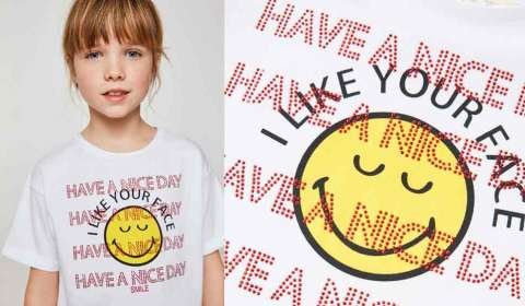 Smiley Launches New Children Collection with Mango, Lefties & Zara