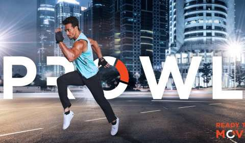 Tiger Shroff launches active-wear brand PROWL with Mojostar