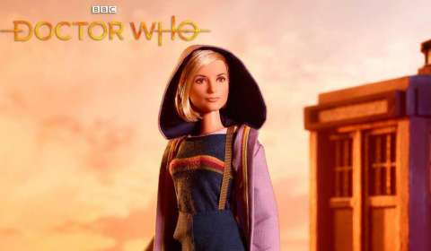 Mattel launches 'Doctor Who' Barbie