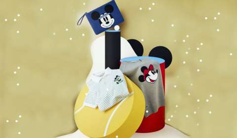 Lacoste joins Mickey Mouse's 90th anniversary celebration