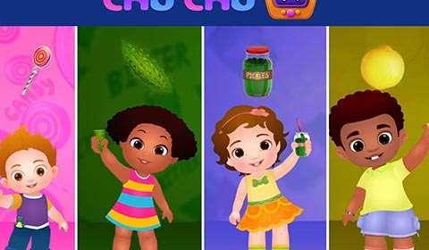 ChuChu TV  & Skoolbo Launches ChuChu School Learning Apps