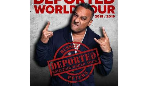 Supermoon brings Russell Peters to India
